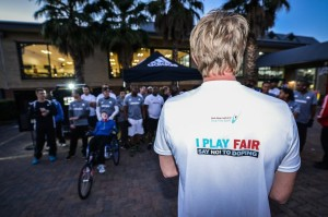 I Play Fair - Say No To Doping