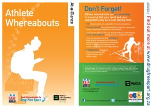 thumbnail of RTP Athletes Whereabouts Leaflet